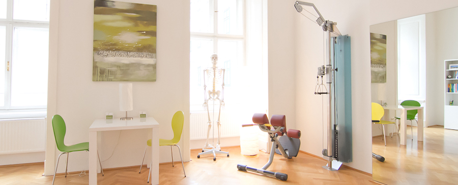 Physiotherapie, Osteopathie, Heilmassage in 1010 Wien